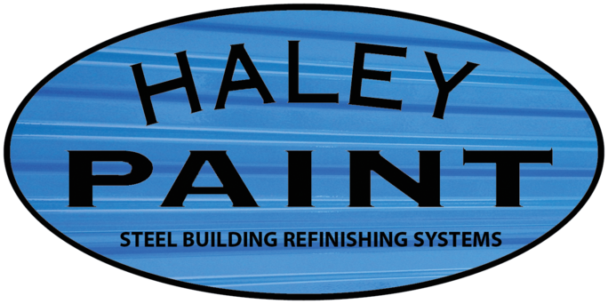 Haley Paint Self Storage-Steel Building Refinishing Systems
